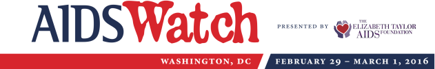 AIDS Watch 2016 logo