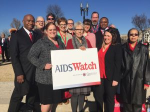 AIDS Watch NC delegation