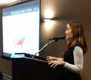 Susan Reif Presenting